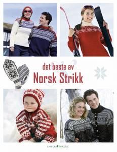 Bilde av Det beste av Norsk Strikk
